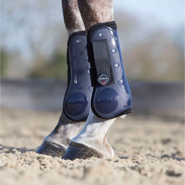 LeMieux Derby Tendon Boots Navy