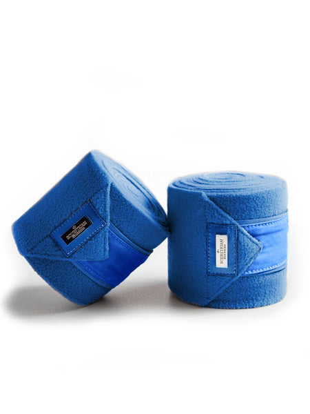 Equestrian Stockholm Bandages Sapphire