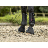 LeMieux Softshell Over Reach Boots Black