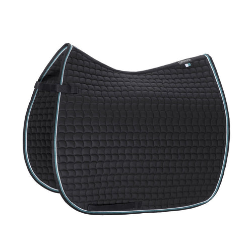 Eskadron Classic Sports Cotton Small Square Saddle Pad Caviar