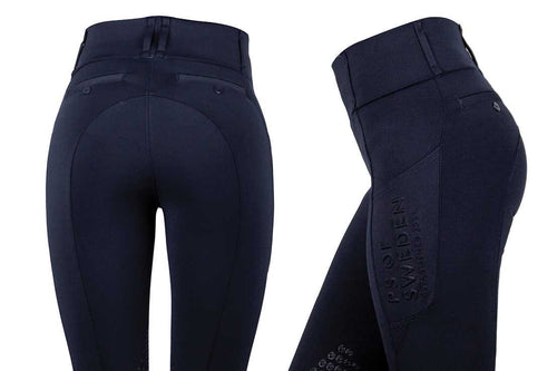 PS of Sweden Alicia Riding Tights Deep Sapphire