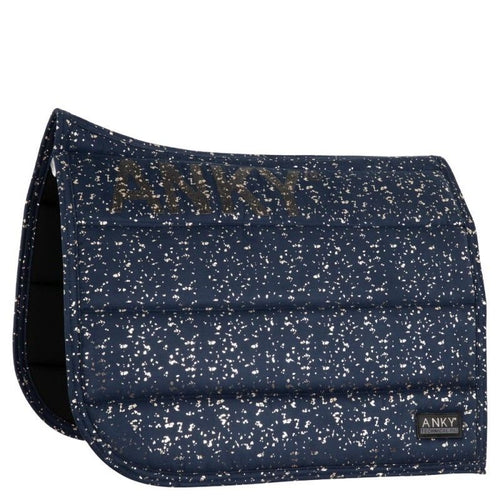ANKY FW20 Dressage Saddle Pad Dark Navy