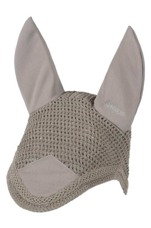 Eskadron Classic Sports Ear Bonnet Soft Grey