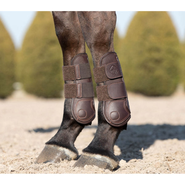 LeMieux Capella Tendon Boots Brown