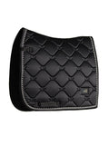 Equestrian Stockholm Dressage Saddle Pad Black Edition