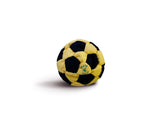 FOOTBAG 32-Panel Soccer Yellow