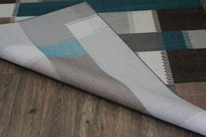 Machine-Made Weave Type Area Rug
