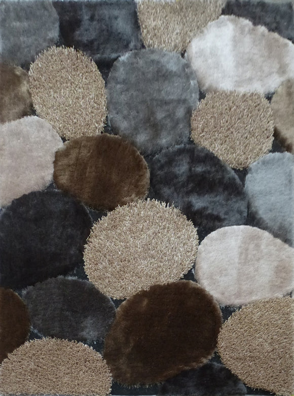 5x7 Contemporary Area Rug
