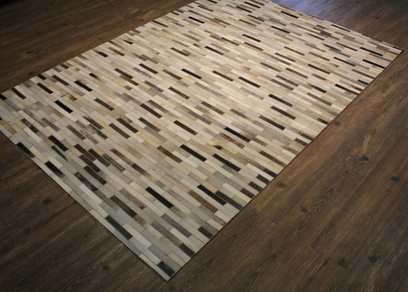 Brown Beige Color Area Rug