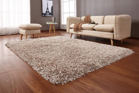Solid 8x11 Area Rug