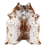 Natural White Cowhide