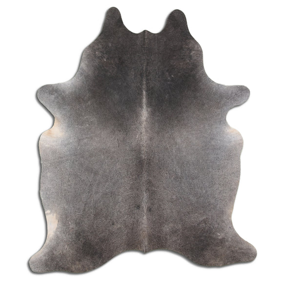 PCH 159 Grey and White Cowhide Area Rug