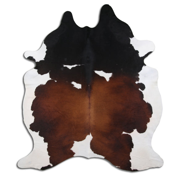 Real White Cowhide Rug