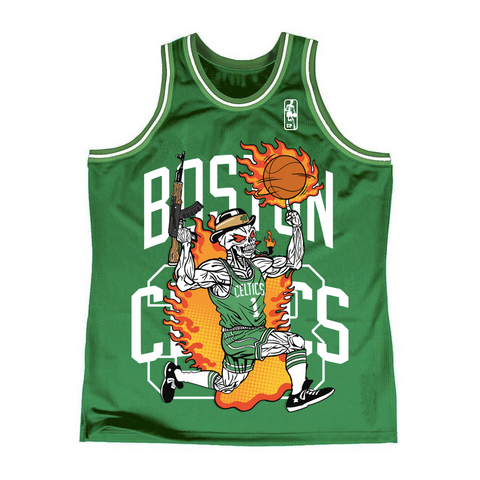 CELTICS Limited Edition Jersey