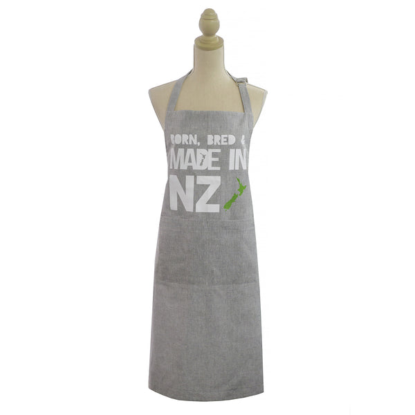 Apron - Born, Bred & Made in NZ