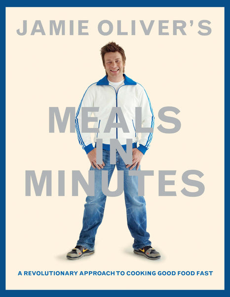 Book - Jamie's 30-minute meals