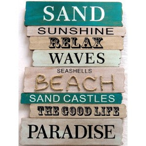 Wall Art - Beach