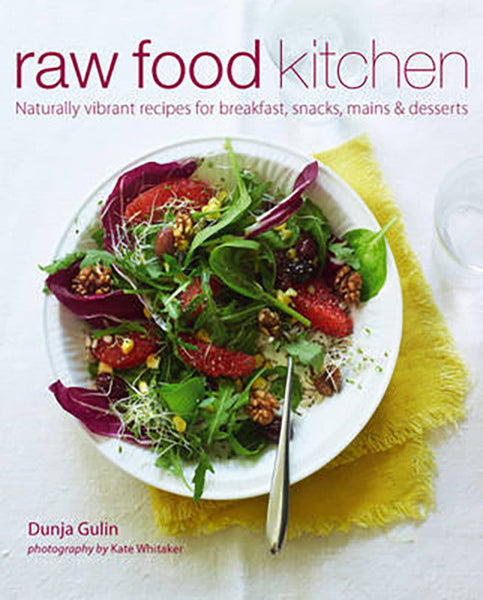 Book - Raw Food Kitchen