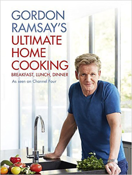 Book - Gordon Ramsays Ultlimate Home Cooking