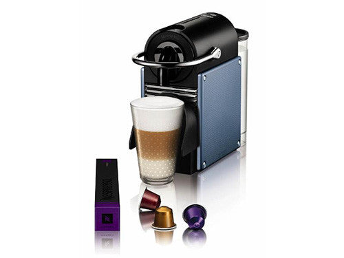 Delonghi Nespresso Machine - Blue