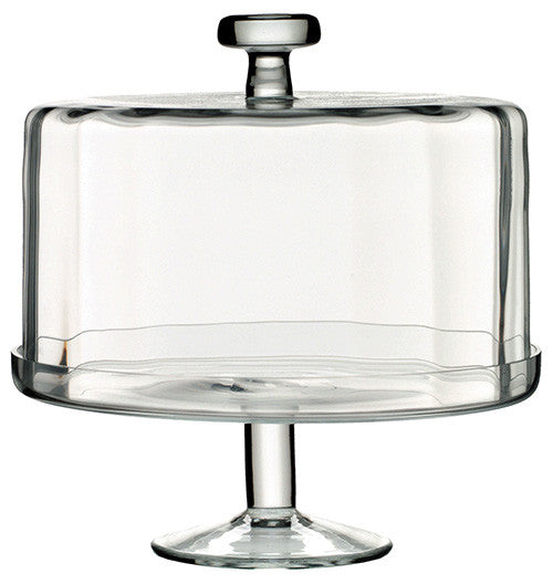 Splash Cake Stand with lid