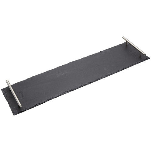 Master Class Slate Serving Platter with Handles