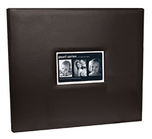 Large Drymount Photo Album -Black