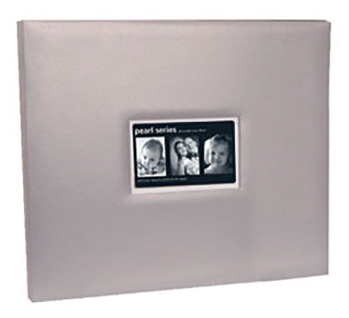 Large Drymount Photo Album -Silver