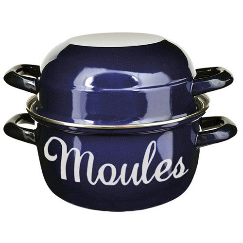 Davis & Waddell Moules Mussle Pot - large