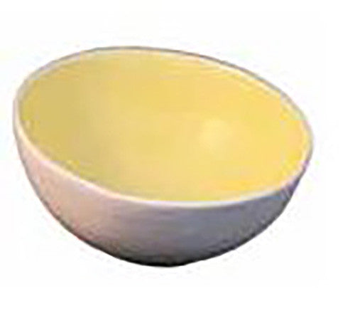 Jo Luping Porcelain Bowl - Matte Yellow