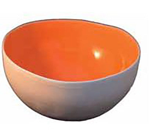 Jo Luping Porcelain Bowl Large - Apricot