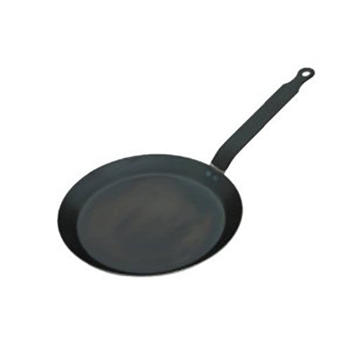 De Buyer Crepe Pan 24cm, Blue Steel