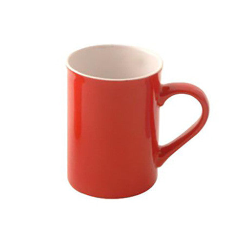 Mason Cash Mugs - set of 2 - Bright Red