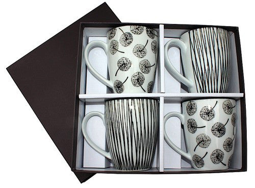 Mugs - Dandelion Stripe
