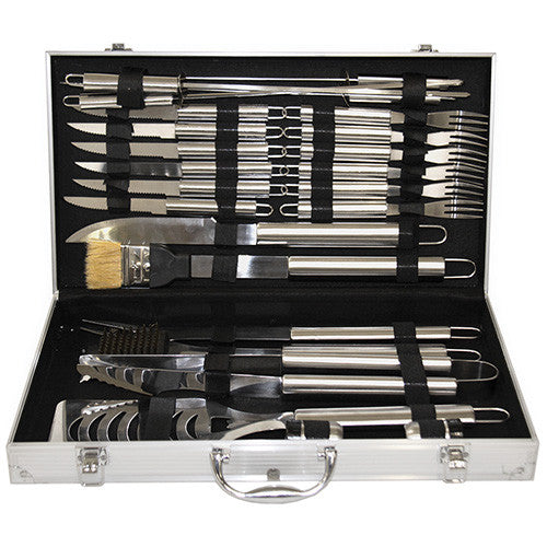 Masport 24 Piece Stainless Steel BBQ set
