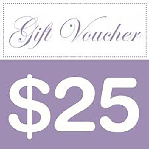Tying the Knot $25 Voucher