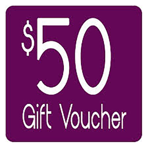 Tying the Knot $50 voucher