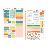 Passion Planner Pro 2 Page Kit - One in a Melon