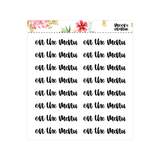 Sassy Fitness Stickers - You Need to Workout