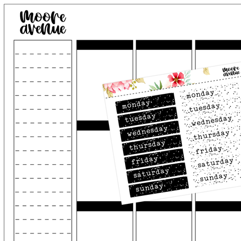 Sassy Fitness Stickers - Misc Quotes Vol 2 - Moore Avenue