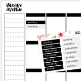 Sassy Fitness Stickers - Misc Quotes Vol 3 - Moore Avenue