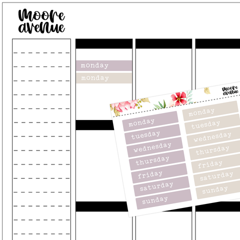Sassy Fitness Stickers - Misc Quotes Vol 4 - Moore Avenue