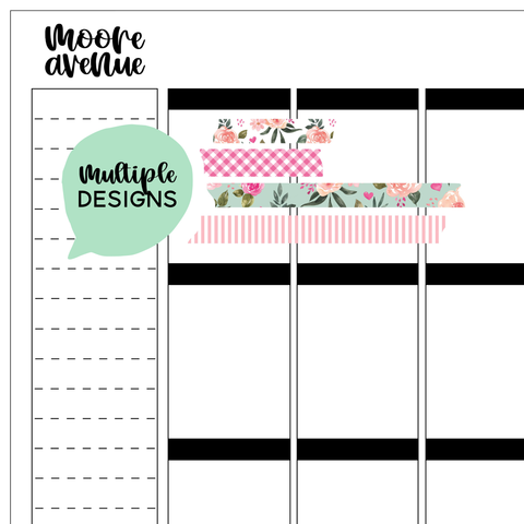 Potty Mouth Stickers - Priorities Bitch