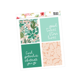 Full Box Deco Stickers - Spring Fling