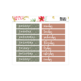 Sassy Quote Planner Stickers - Friendship Breakup