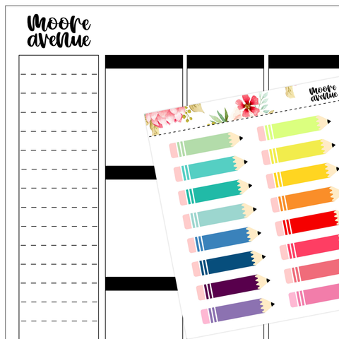 Potty Mouth Planner Stickers - Eat A Bag of Dicks