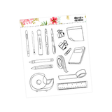 Potty Mouth Planner Stickers - Fuckity Fuck