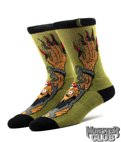 Dungeon Dweller Socks