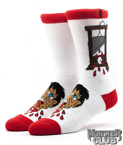 Guillotine Socks