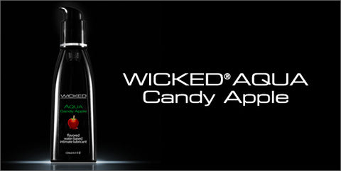 Wicked Candy Apple Lubes